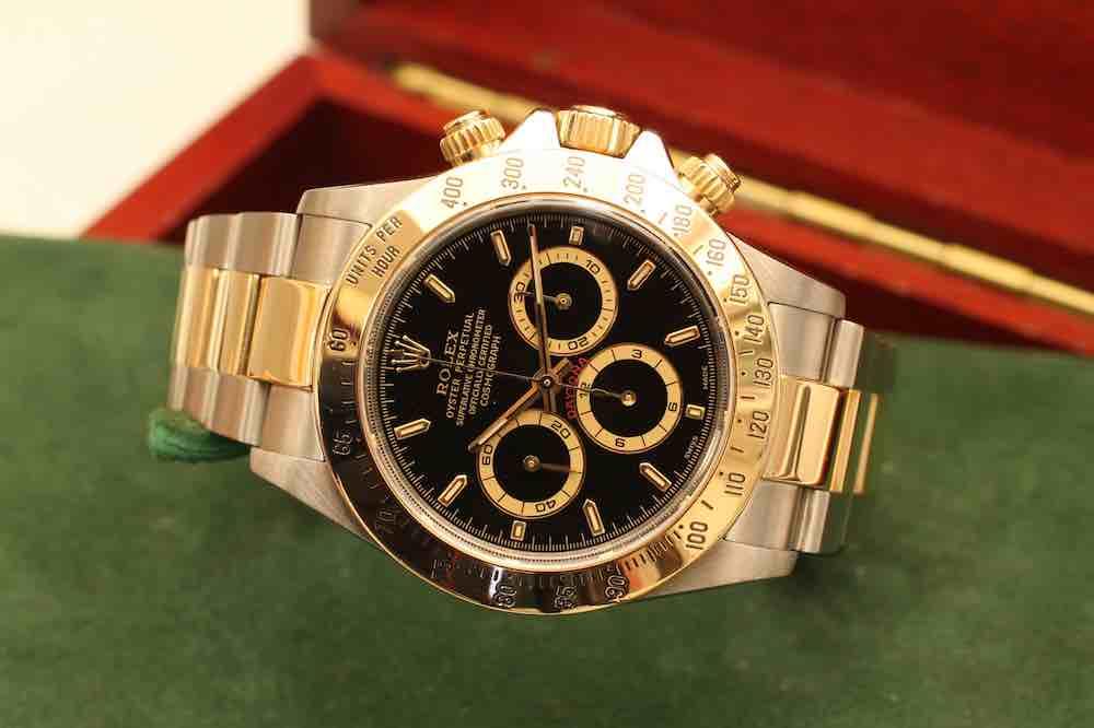 Recensione Rolex 16523