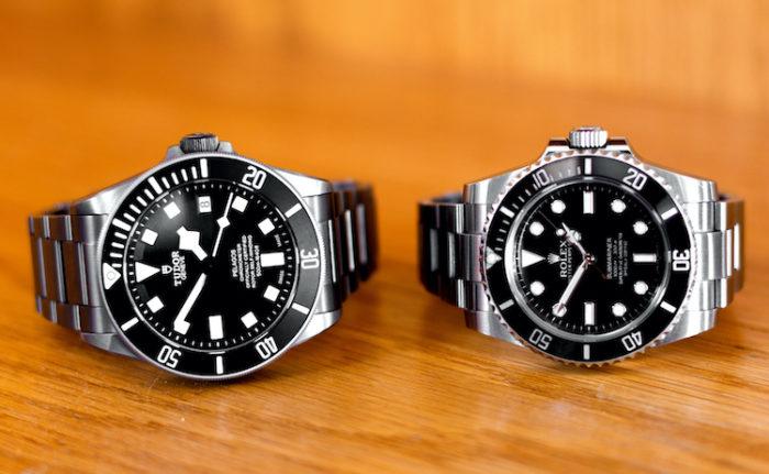 Rolex Submariner vs Tudor Pelagos