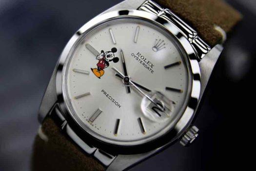 Rolex Topolino: il mistero dell'orologio dedicato a Walt Disney