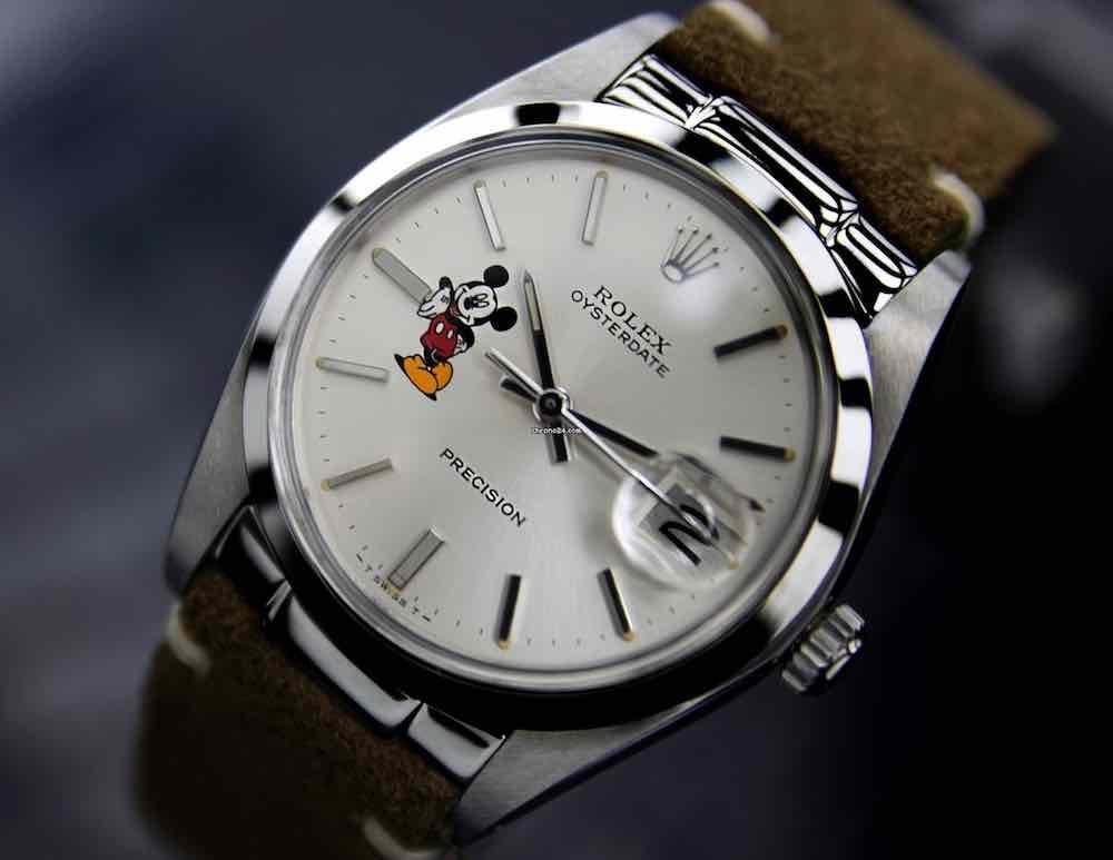 Recensione orologio Rolex Topolino