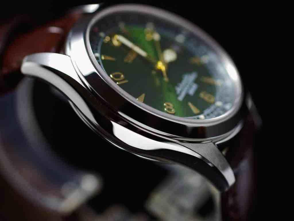 quadrante verde Seiko SARB017