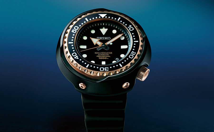 Recensione orologio Seiko Marinemaster