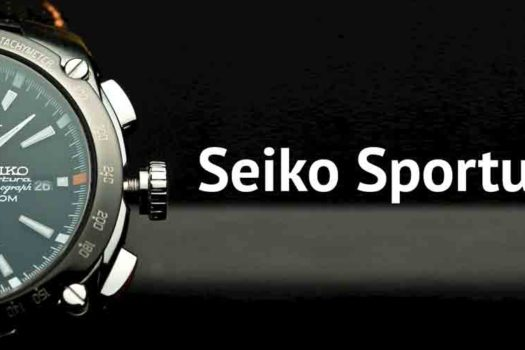 Seiko Sportura gli orologi sportivi che nascono da anni di esperienza internazionale