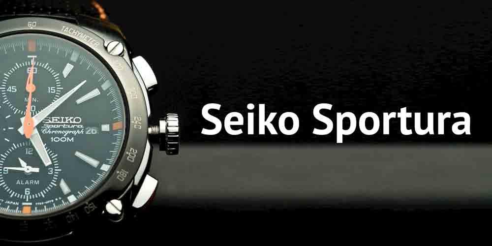 Recensione orologio Seiko Sportura