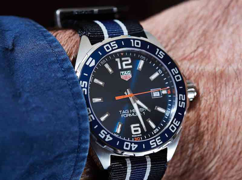 orologio da uomo Tag Heuer Formula 1 WAZ1010.FC8197