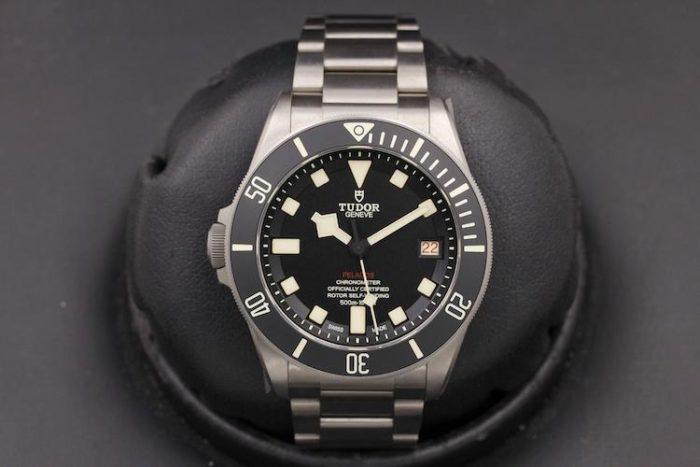 Tudor Pelagos LHD 25610TN