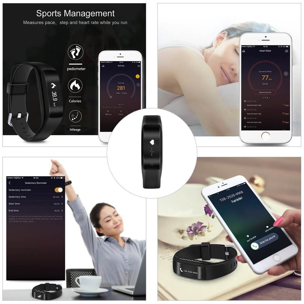 smartwatch cinese Yuntab C5