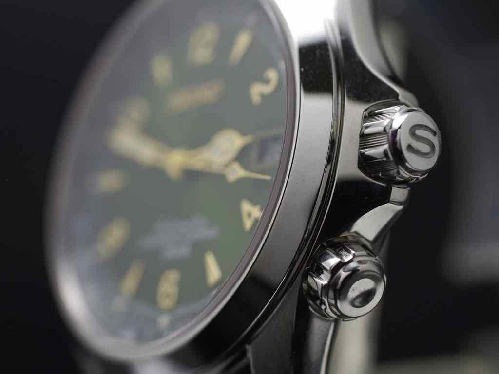 Dettagli dell'orologio Seiko Alpinist SARB017