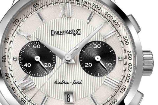 Eberhard extra fort: il modello best seller dell'azienda svizzera