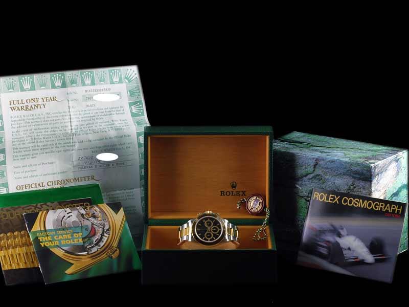 Rolex 16523 con scatola e garanzia