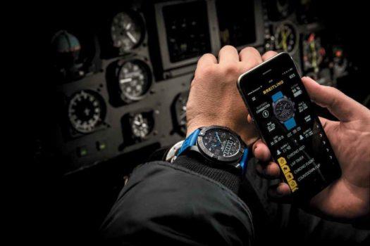 Nuovo orologio Breitling Exospace B55 [Fotogallery e Video]