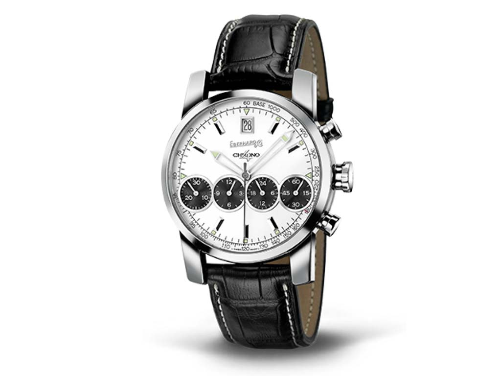 recensione orologi Eberhard Chrono 4
