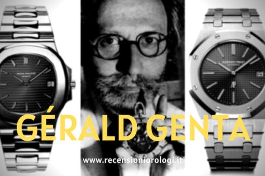 Gérald Genta: Storia e gli orologi di maggior successo