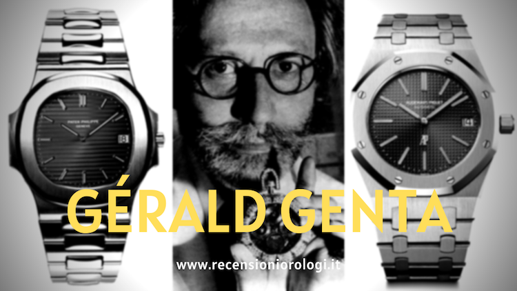 Gérald Genta Storia e Creazioni