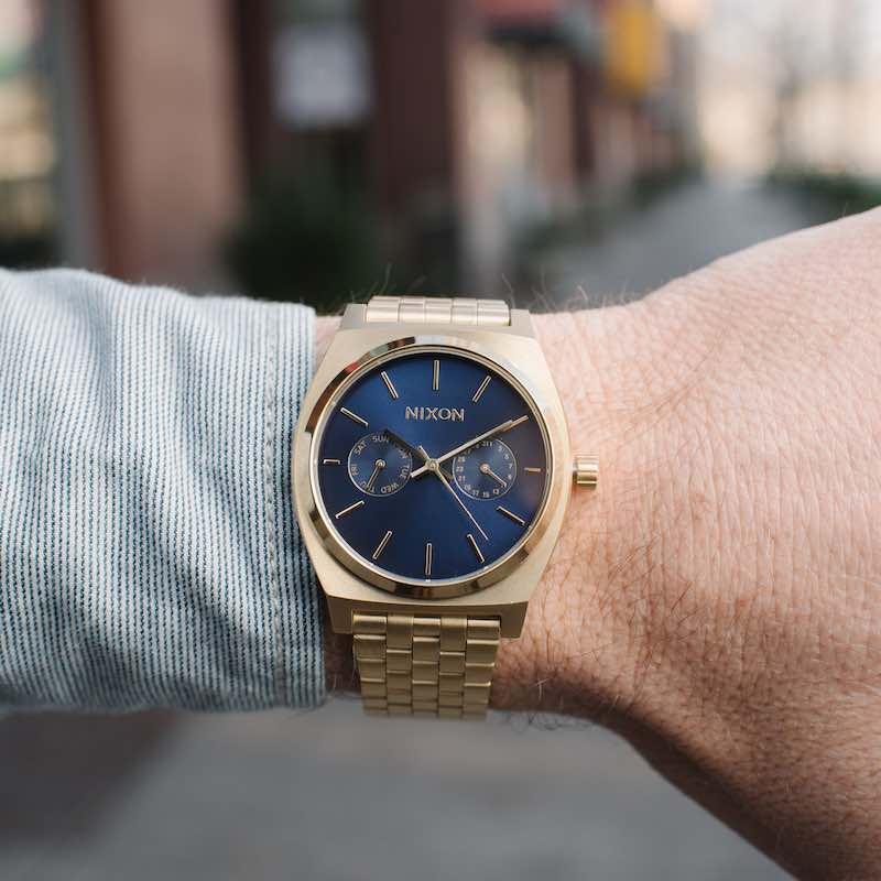 orologi Nixon Time Teller Deluxe