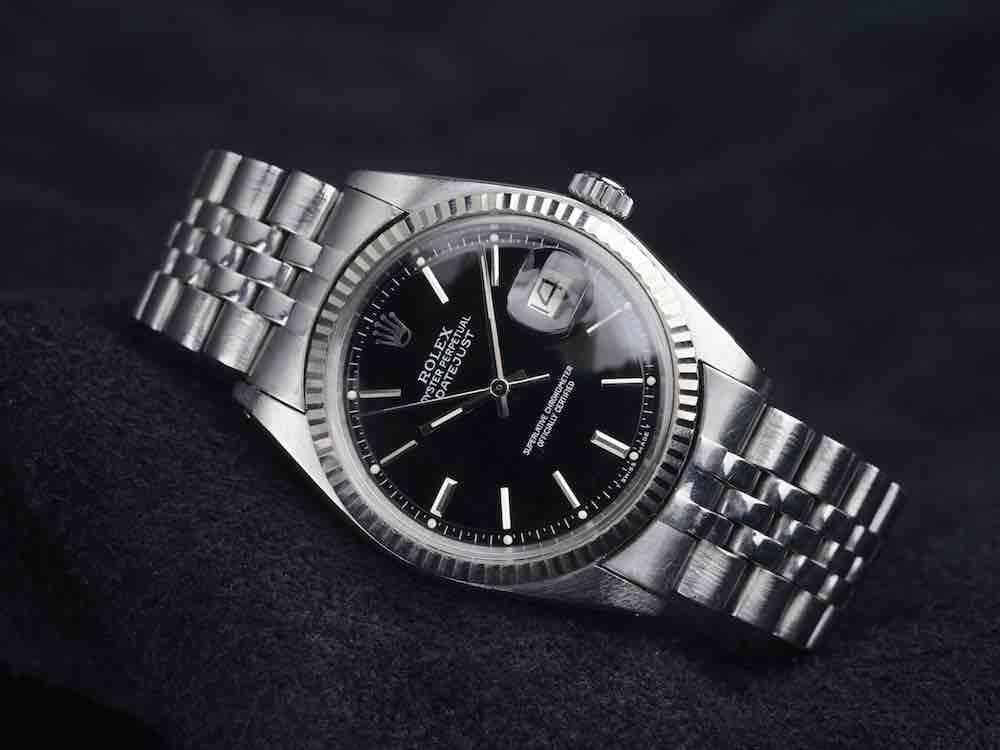 Recensione Rolex 1601