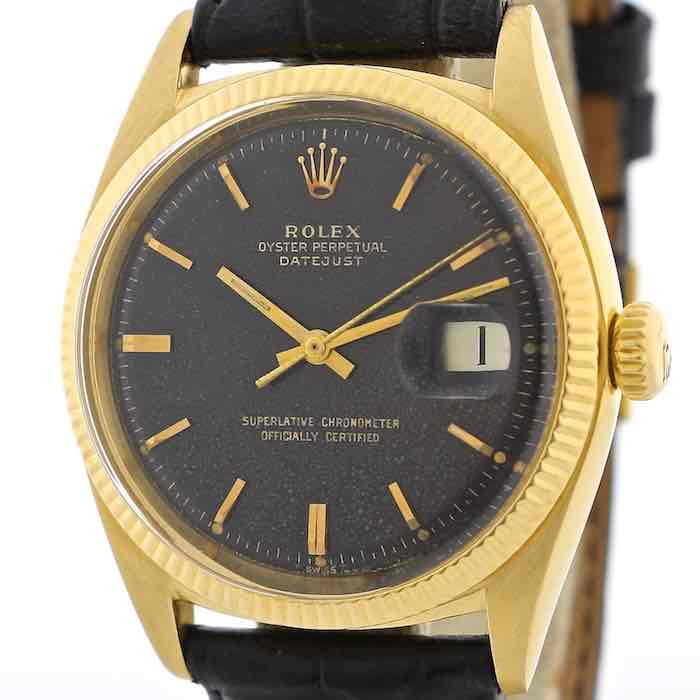 "Rolex Datejust ""Gilt"" ref. 1601"
