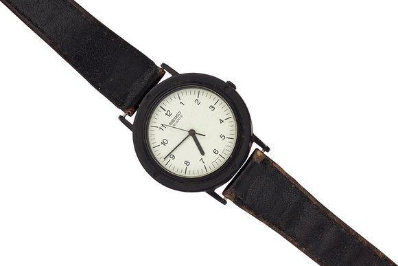 orologio Seiko Chariot di Seteve Jobs