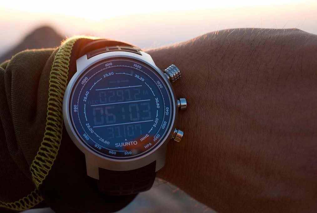 Recensione dell'orologio Suunto Elementum