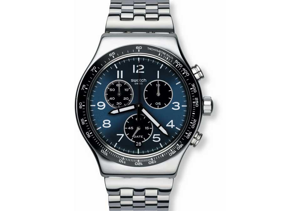 recensione orologio Swatch Irony