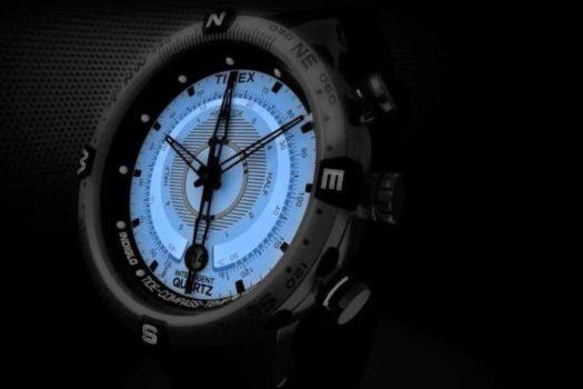 Timex Indiglo: la tecnologia per i modelli fitness dell'azienda