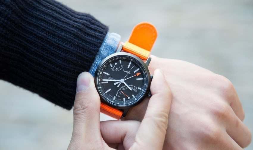 Timex Metropolitan Plus Activity Tracker