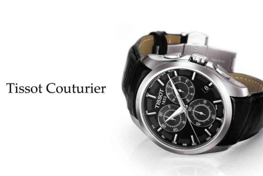 Recensione orologio Tissot Couturier