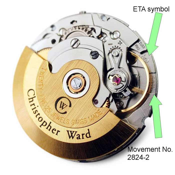 Movimento ETA 2824-2