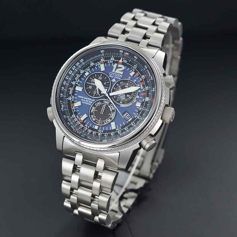 Citizen Crono Pilot Titanio AS4050-51L