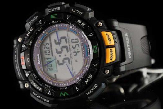 Casio Pro Trek PRG-240-1ER: Recensione, funzioni e prezzo
