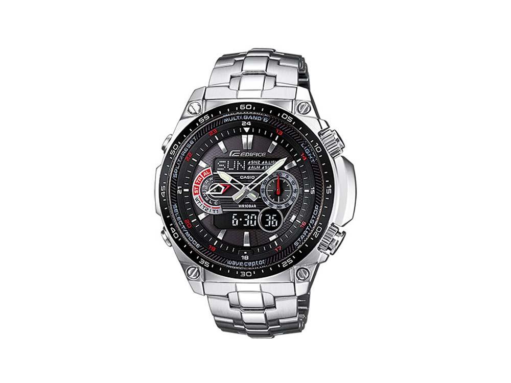 Recensione orologio Casio Edifice ECW-M300EDB-1AER