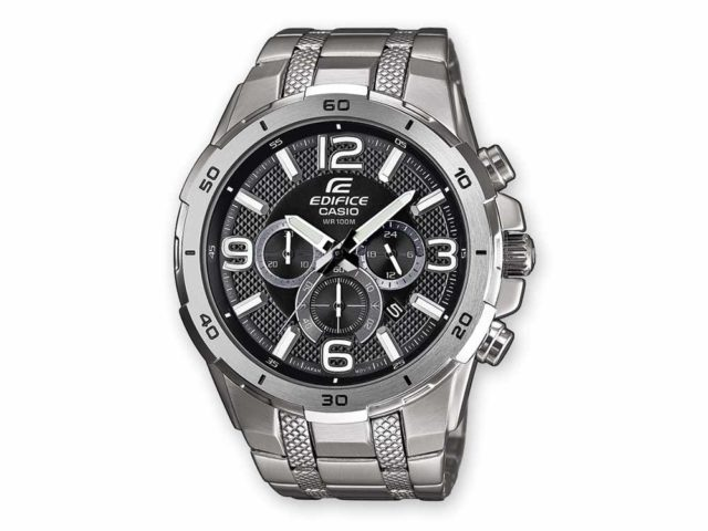 Recensione orologio Casio Edifice EFR-538D-1A