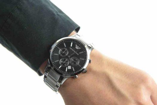 Emporio Armani AR2460: le caratteristiche e il prezzo dell'orologio