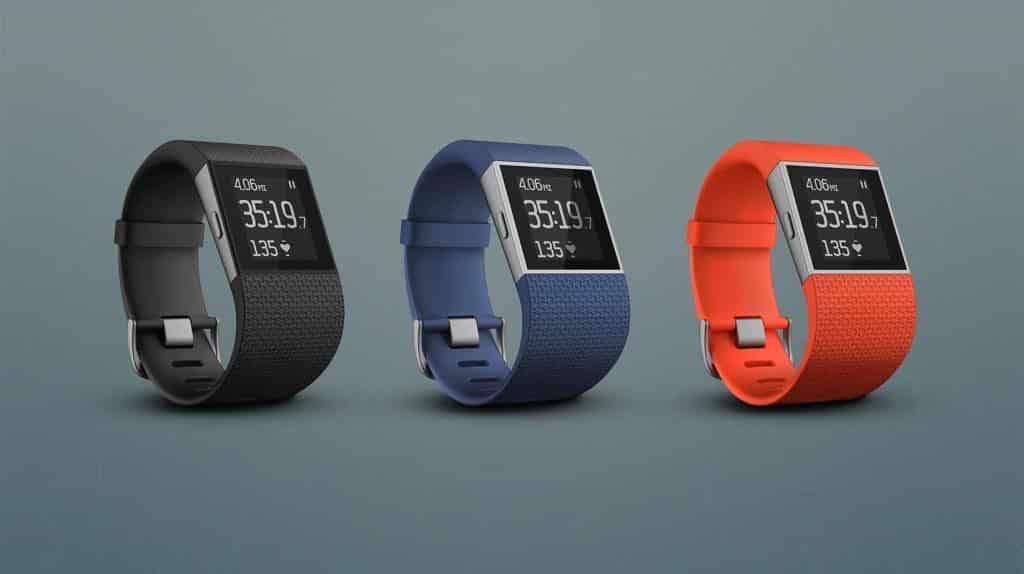 Fitbit Surge Fitness Trackers