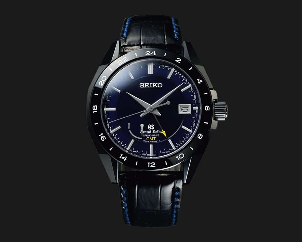 Grand Seiko SBGE039 Black Ceramic Limited Edition