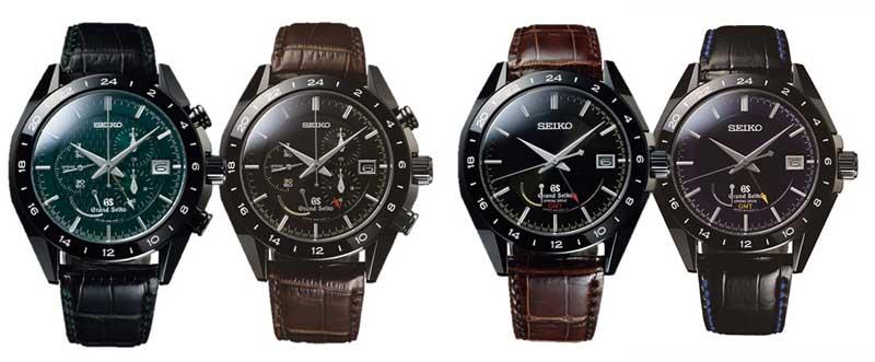collezione orologi Grand Seiko Spring Drive