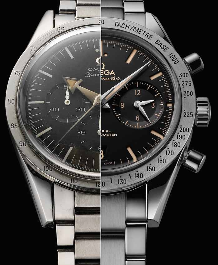 design di qualità fc2bb 18304 Omega Speedmaster '57: cronografo Co-Axial le ...