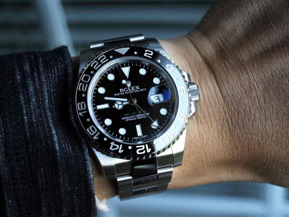 Recensione del modello Rolex GMT Master II 116710LN