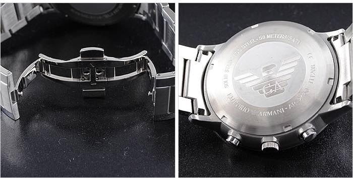 dettagli cronografo AR2460