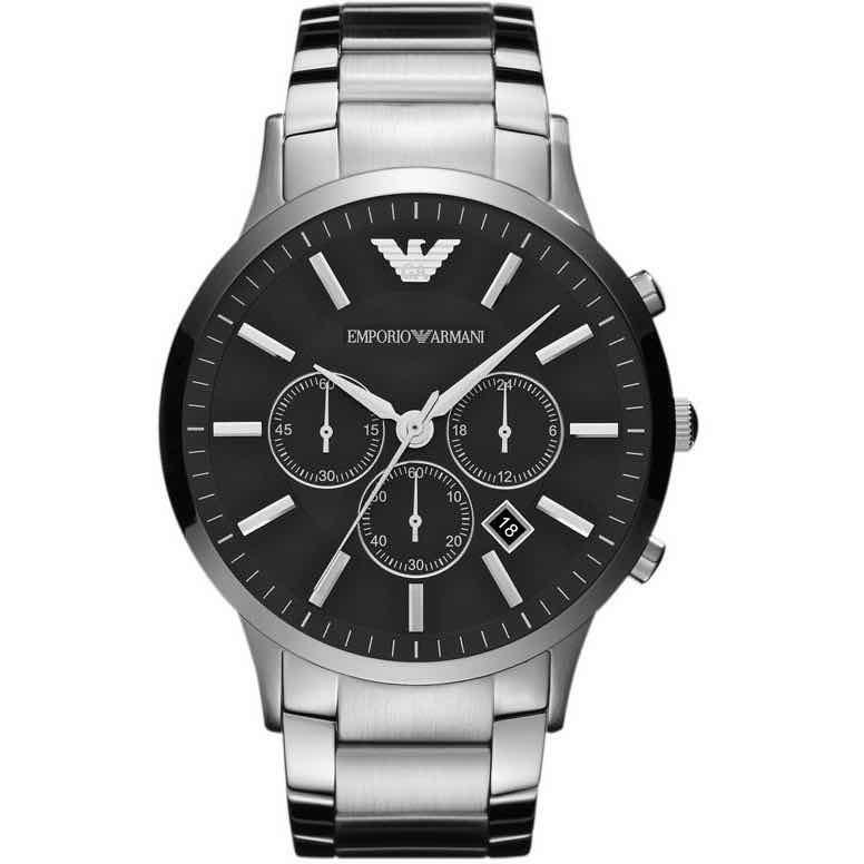 Orologio con cronografo Emporio Armani AR2460