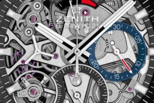 Novità Zenith – Baselworld