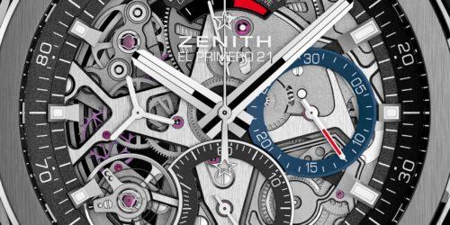 Novità Zenith al Baselworld 2017