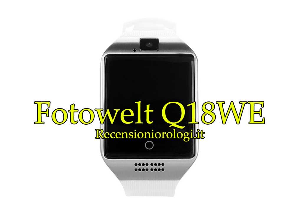 Recensione Fotowelt Q18WE