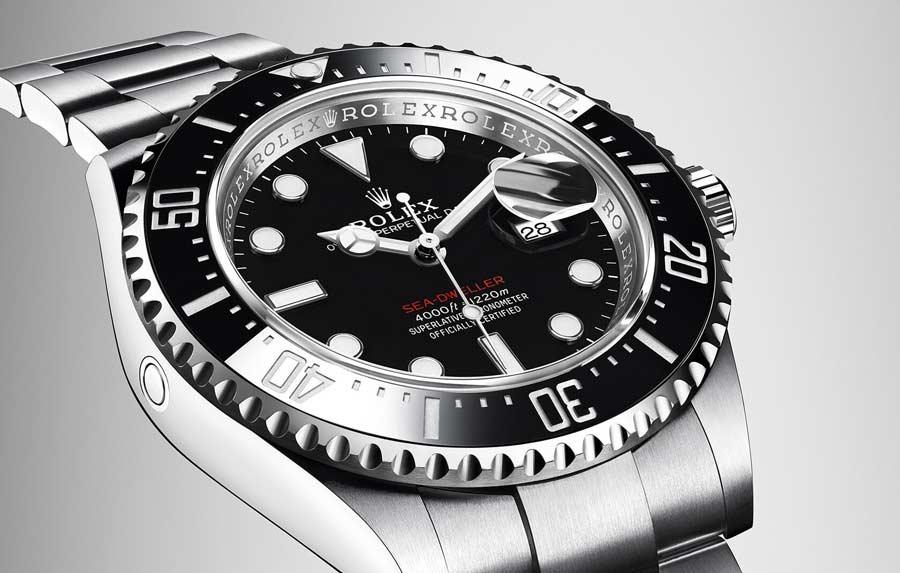 Rolex Sea-Dweller Ref. 126600.