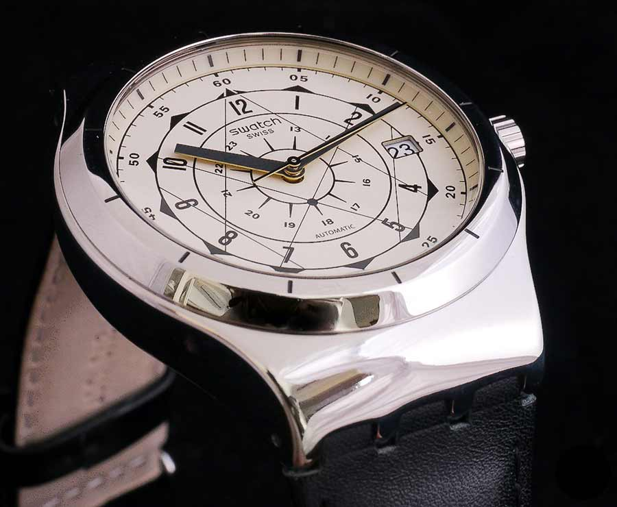 Collezione orologi Swatch Sistem51 Irony