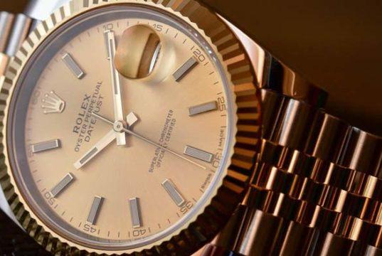 Come e perchè fare un'assicurazione orologi rolex
