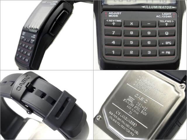 cassa e cinturino del Casio Databank DBC-32-1A