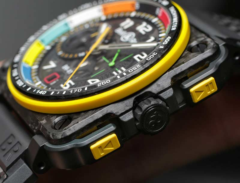 dettagli dell'orologio Bell & Ross BR-X1 RS17