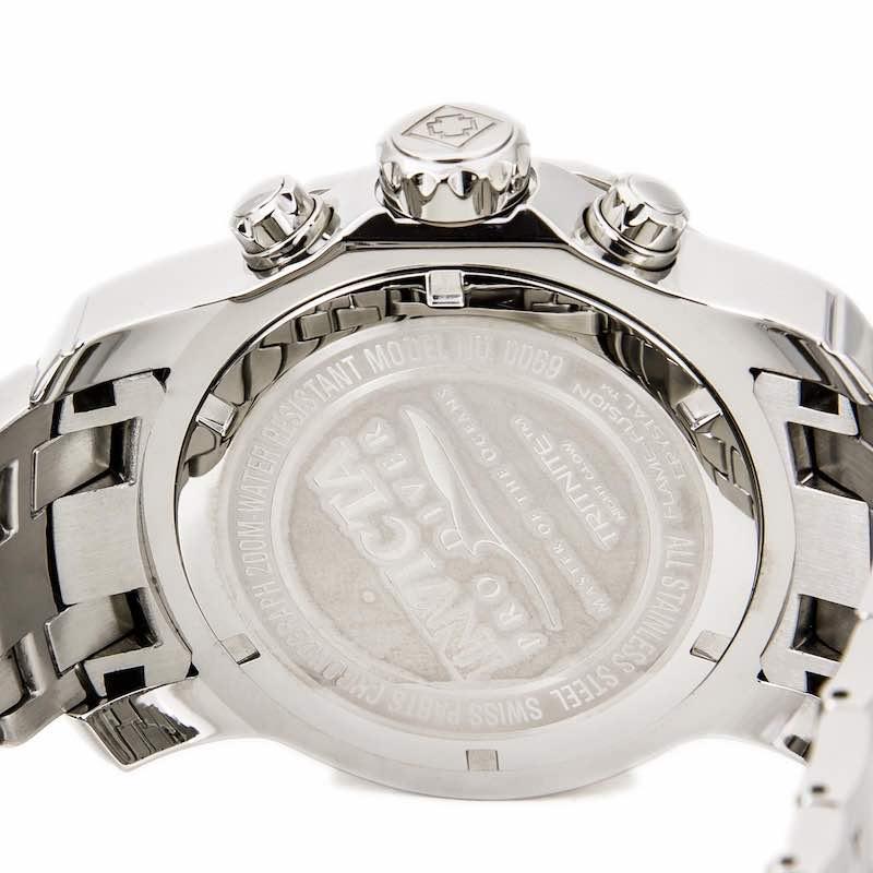 orologio in acciaio invicta 0069