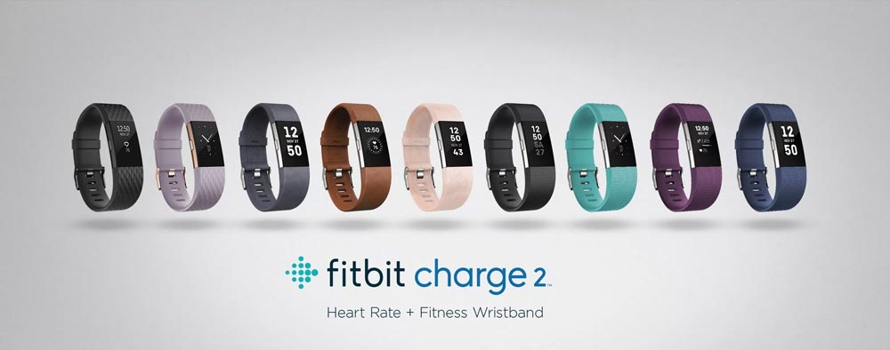 how to tell when fitbit charge hr is charged